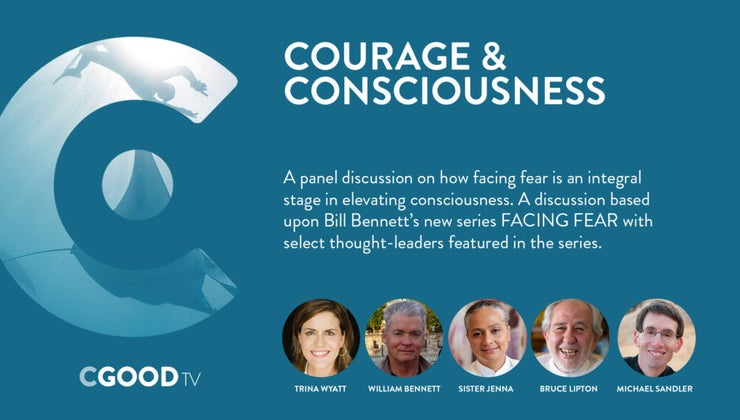 Courage and Consciousness