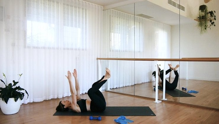 Strength with Bec (40 mins)