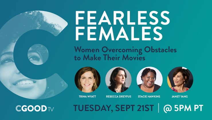 Fearless Females Panel