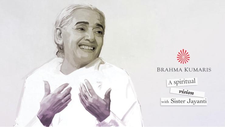 Meditation Talk with Sister Jayanti