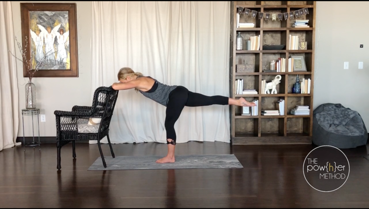Fearless Glutes & Hamstrings Barre Combo