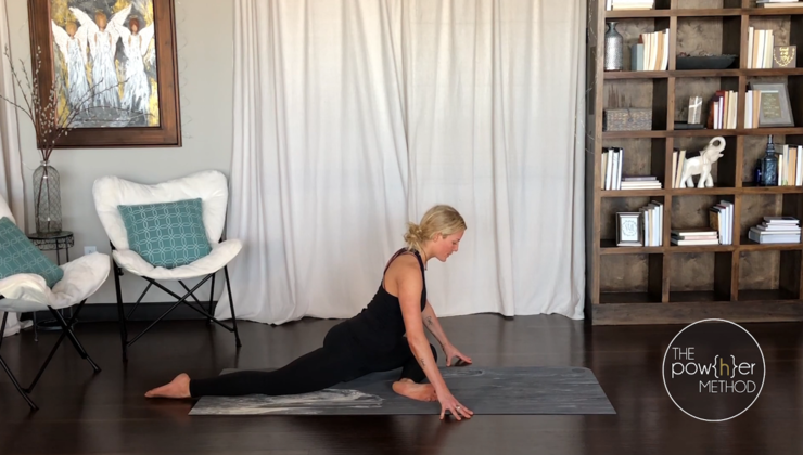 Lower Body (Legs, Glutes & Hips)