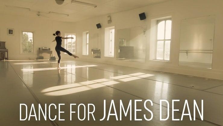 DANCE FOR JAMES DEAN