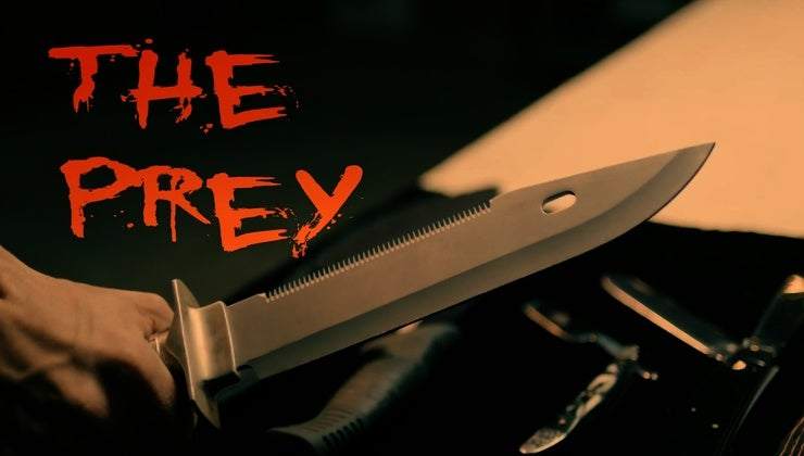 The Prey Short Film