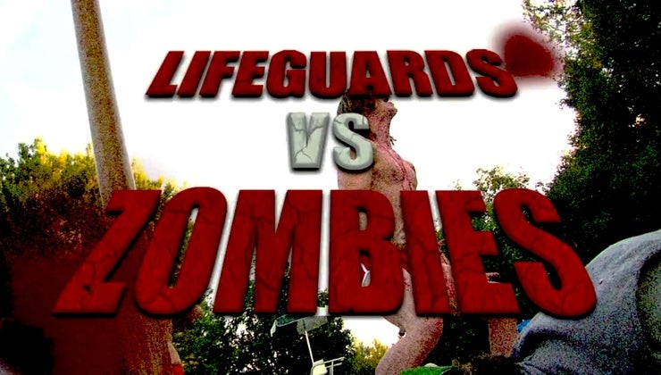 Lifeguards Vs. Zombies