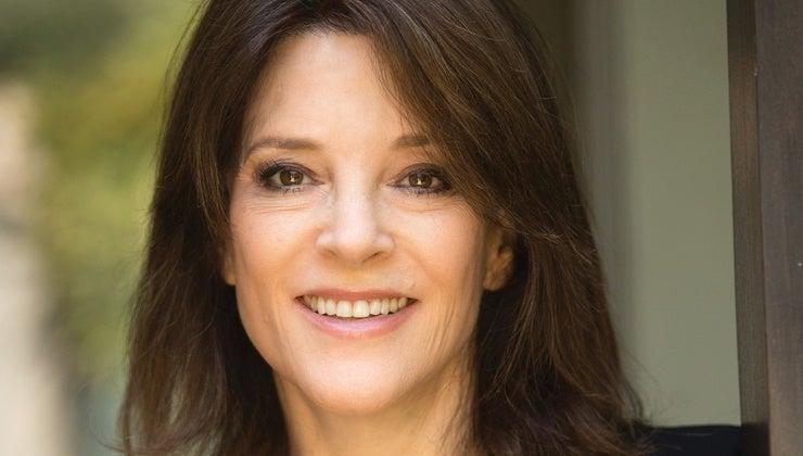 Marianne Williamson Interview