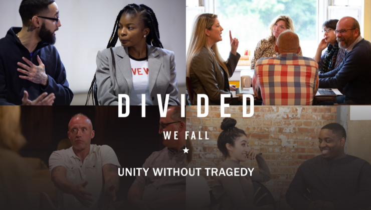 Divided We Fall:  Unity Without Tragedy