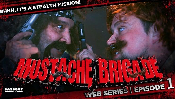 Mustache Brigade Ep 1 Shhh, It's a Stealth Mission