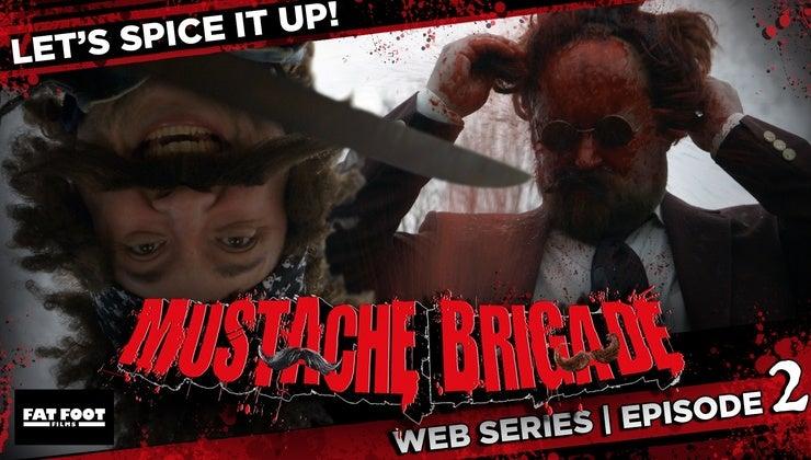 Mustache Brigade Ep 2 Let's Spice It Up