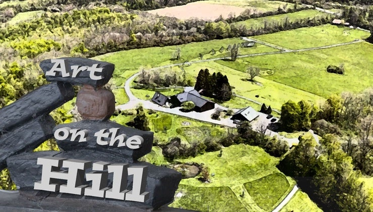 Art on the Hill