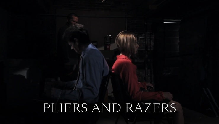 Pliers and Razers