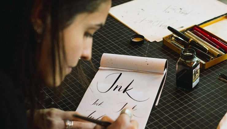 Ink - Written by Hand